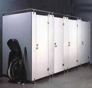 سرویس های بهداشتی PVC