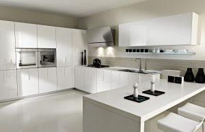 کابینت های آشپزخانه PVC